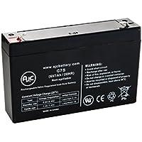 Batteria per Luce di emergenza Emergi-Lite M-92-P 6V 7Ah - Ricambio di marca AJC®