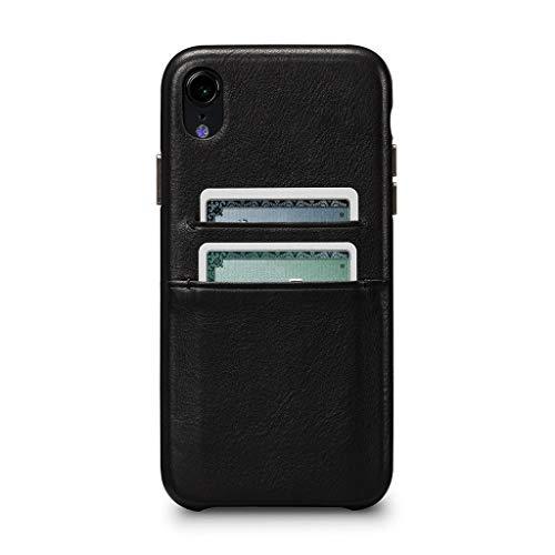 Sena Kyla Schutzhülle für iPhone, zum Aufstecken, Schwarz, iPhone XR Sena Iphone Flip Case