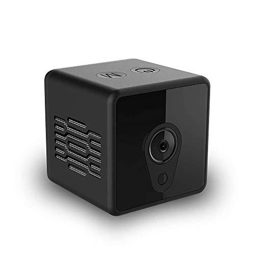 Mini-Überwachungskamera, Mica House 1080P Drahtlose Tragbare Action-Kamera Motion Detection Nachtversion, Kompakte Indoor/Outdoor-Camcorder, 16 GB