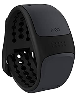 MIO Link Slate Bluetooth Smart Cardiofréquencemètres Gris S/M (B00IVF04LQ) | Amazon price tracker / tracking, Amazon price history charts, Amazon price watches, Amazon price drop alerts