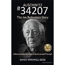 Auschwitz #34207: The Joe Rubinstein Story (English Edition)