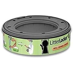 LitterLocker Recharge Unitaire Ronde II pour Chat