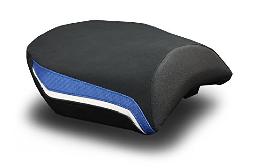 Luimoto Sitzbezug hinten BMW R1200RS Bj.16- Typ: Technik 1 (seat cover 8131201) (Sport Typ Seat Racing)
