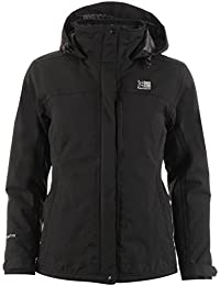 Karrimor Womens Padded Jacket Insulated Coat Top Long Sleeve Funnel Neck