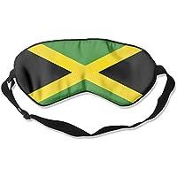 Jamaica Flag 99% Eyeshade Blinders Sleeping Eye Patch Eye Mask Blindfold For Travel Insomnia Meditation preisvergleich bei billige-tabletten.eu