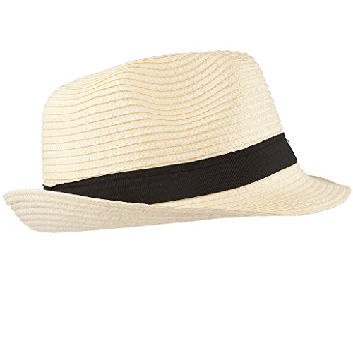 lux-accessories-womens-summer-straw-fedora-sun-hat