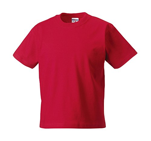 leichtes T-Shirt Classic Red