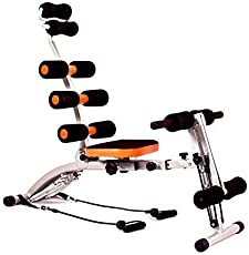 Siddhi Collection Six Pack Ab Toner/ABs Exerciser with Cycle/Without Cycle