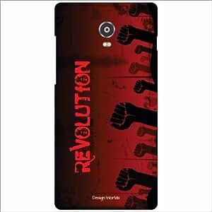 Design Worlds Back Case Cover For Lenovo Vibe P1