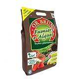 Engrais Fumiers et Algues Bio-Pratique 10 kg - Or Brun