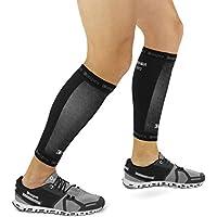 Compex Bionic - Tobillera pie izquierdo, color negro, tamaño XS