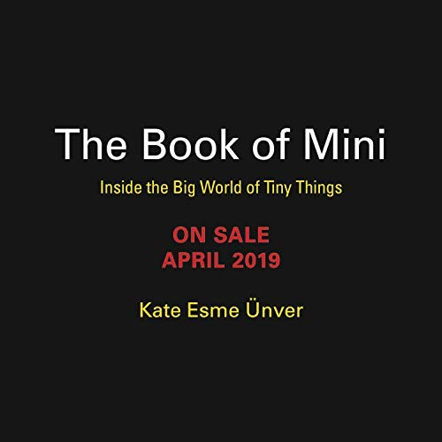 The Book of Mini: Inside the Big World of Tiny Things (English Edition)