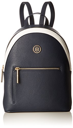 Tommy Hilfiger - Th Core Mini Backpack, Bolsos mochila Mujer, Azul (Tommy Navy), 10.5x23x28.5 cm (B x H x T)