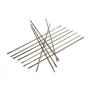 SE 815JSB Jeweler's Piercing Saw Blade Set-144 Pieces