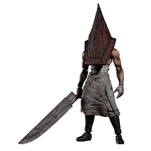Hill Silent Kostüm - Silent Hill 2: Red Pyramid Thing Action Figure Ungefähr 5,9 Zoll hoch