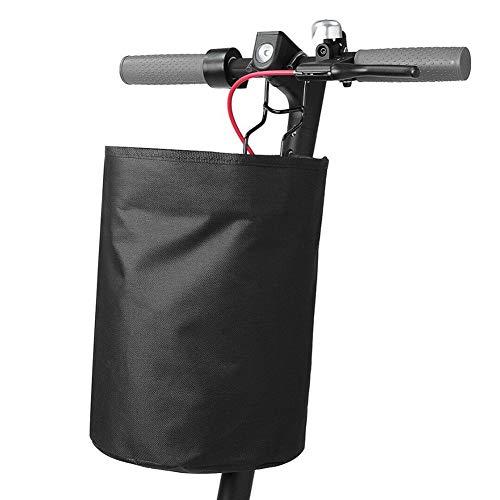 Hinmay Transporttasche für Elektro-Scooter, weicher Korb, Aufbewahrungstasche für die meisten Roller.