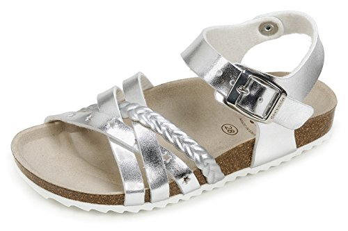 Garvalín Bambina 172677 Sandali argento Size: 25 EU