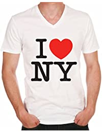 I Love New York NYC Gift Boy:T-shirt,cadeau,Homme,célébrité,Blanc,t shirt homme