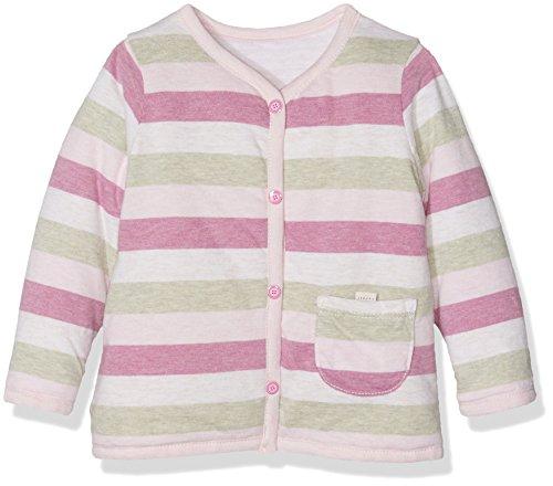 Esprit Kids Unisex Baby Sweatshirt Sweat Shirt, Rosa (Pastel Pink 695), One size (Herstellergröße: 62)