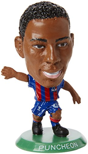 SoccerStarz SOC1061 Crystal Palace Jason Puncheon Classic Home Kit