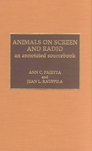 [Animals on Screen and Radio: An Annotat...