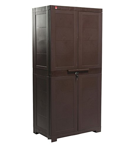 Cello Novelty Big Cupboard - Brown