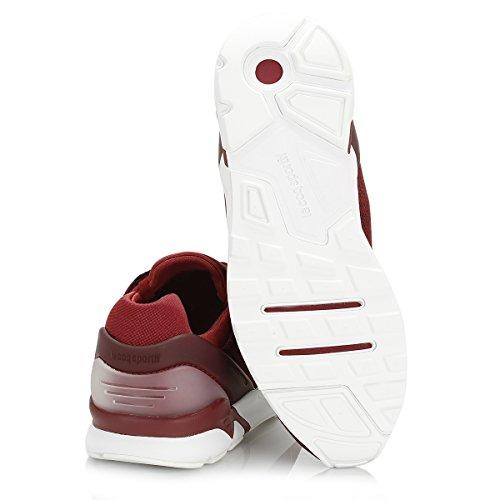 Le Coq Sportif Unisex-Erwachsene Lcs R Xvi Anodized Sneaker Rot (Anodized Ruby)