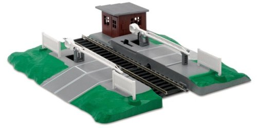Hornby R8259 RailRoad 00 Gauge Automatic Level Crossing