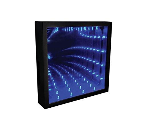 Paladone Infinity Light Die optische Täuschung LED Farbe ändern Licht