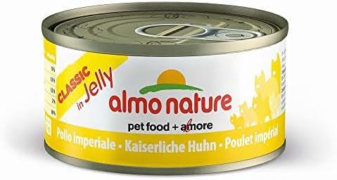 Almo Nature : Alimentation Chat : Patée Poulet Impérial 70g