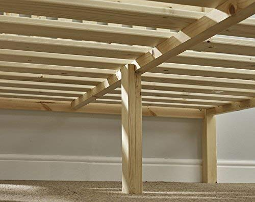 5ft Kingsize Pine Bed Frame - HEAVY DUTY