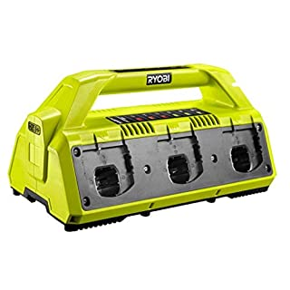 Ryobi 5133002630 -RC18627 -Battery Charger for 6Batteries.