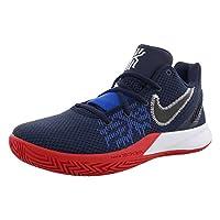 Nike KYRIE FLYTRAP II, Men's Basketball Shoes, Black (Obsidian/Black-University Red-Game Royal 401), 8.5 UK (43 EU)