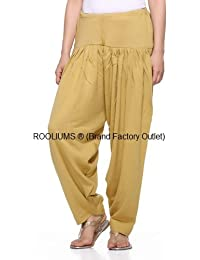 ROOLIUMS ® (Brand Factory Outlet) Full Woollen Salwar Pack -1 Free size
