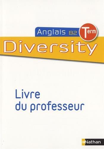 Livre du Professeur : Anglais B2 Term