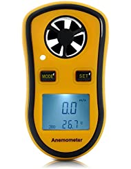 Wind Speed Meter–Thermometer, Maßnahmen Air Velocity–Versand aus China/Hong Kong