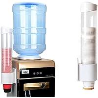 Tasse Spender Umweltschutz für Einweg Kunststoff Cup Becherhalter Büro Krankenhaus Home
