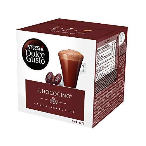 Nescafé Dolce Gusto Kapseln, Chococino, 3er Pack (48 Kapseln) - 2