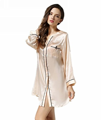 Mens Silk Satin Pajamas Set Sleepwear Loungewear S~3XL Plus__Gifts Pink