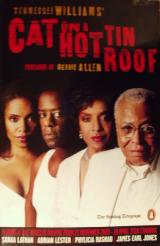 Book cover for Cat on a Hot Tin Roof
