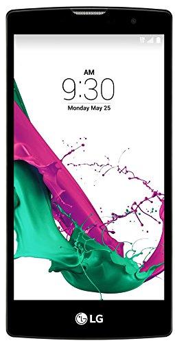 LG G4c Smartphone (12,7 cm (5 Zoll) Display, 8 Megapixel Kamera, 1,2-GHz-Quad-Core-Prozessor, Android 5.0) weiß