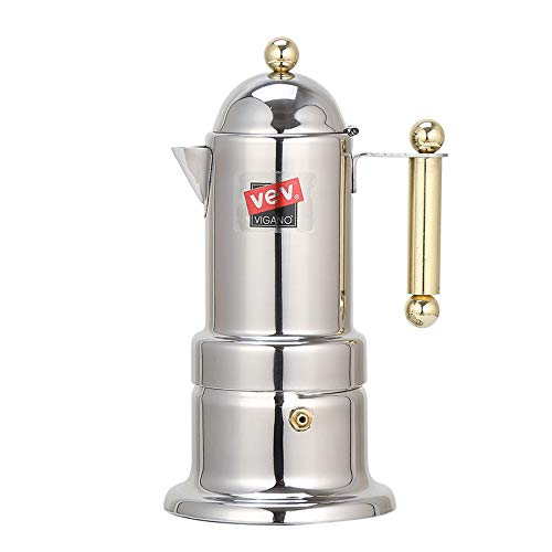 Lys caffettiera concentrata macchina per il caffè 04 addensato economia domestica in acciaio inox moka del caffè