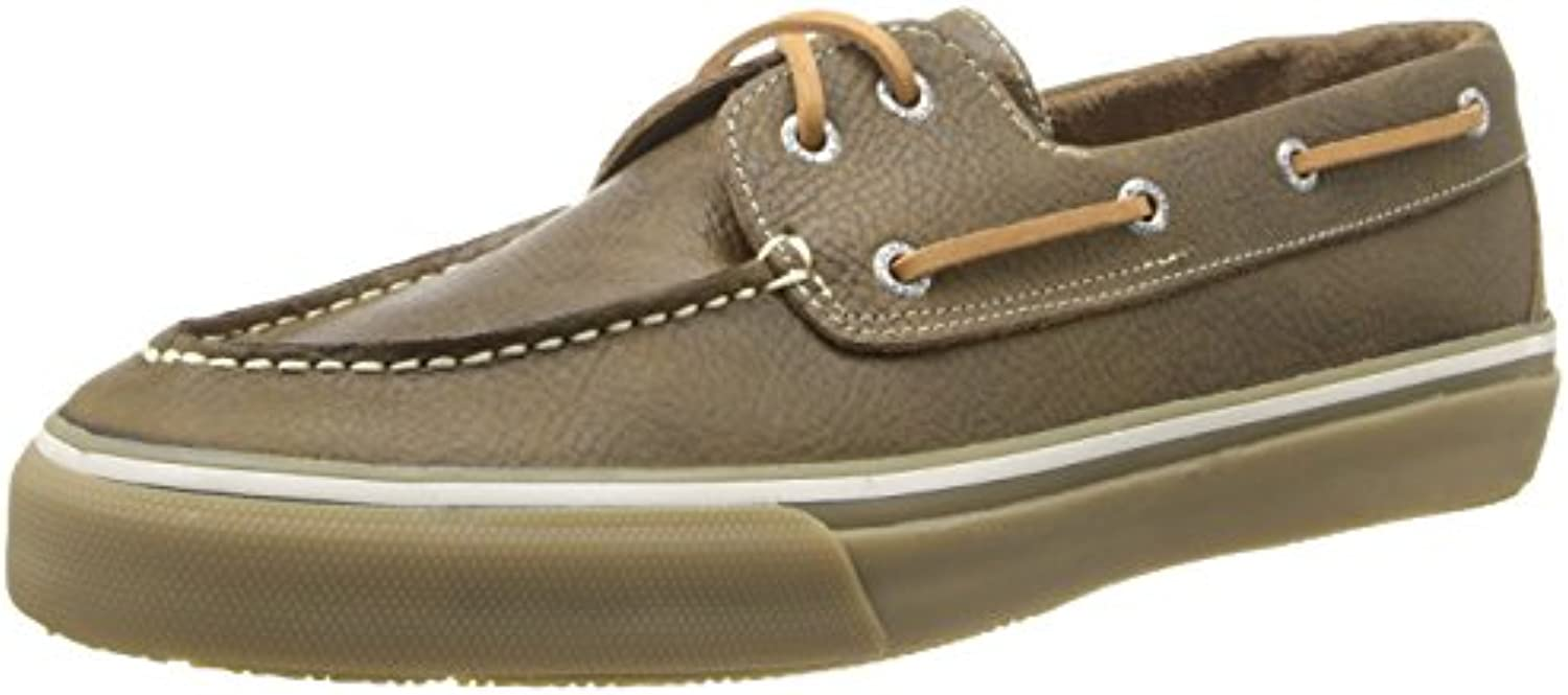 Sperry Top Sider Men's Bahama 2 Eye Leather Fashion Sneaker