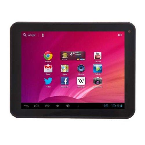 Audiola TAB-0180 4GB Black,White tablet - Tablets (20.3 usato  Spedito ovunque in Italia