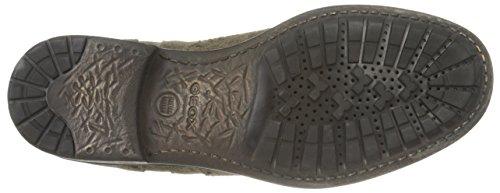 Geox Herren U Jaylon B Chelsea Boots Braun (TAUPEC6029)