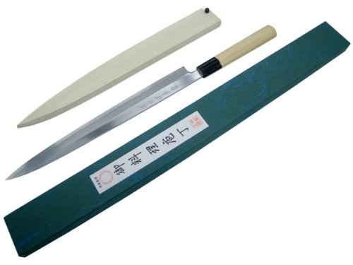 Cuchillos SANE-TATSU Yanagi-ba Pro Aciero Yasugi (300mm)