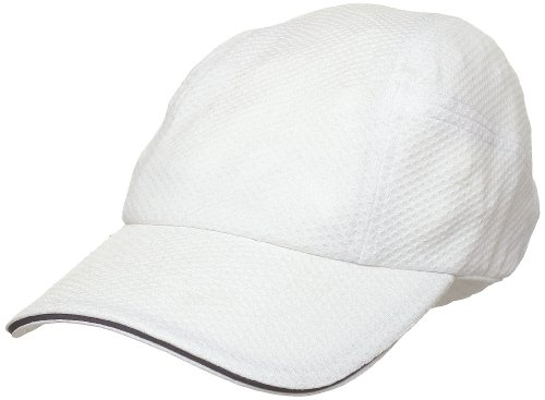Craft - Gorro de running para hombre, talla única, color blanco