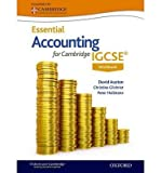 [(Essential Accounting for Cambridge IGCSE Workbook)] [ Nelson Thornes Ltd ] [September, 2014]