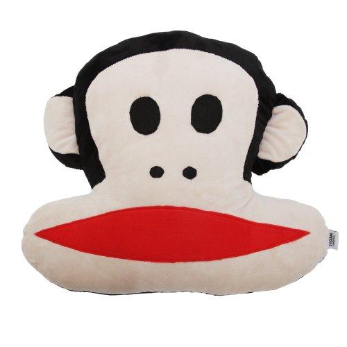 paul-frank-3d-cushion-pillow-45cm-x-45cm-black-cream