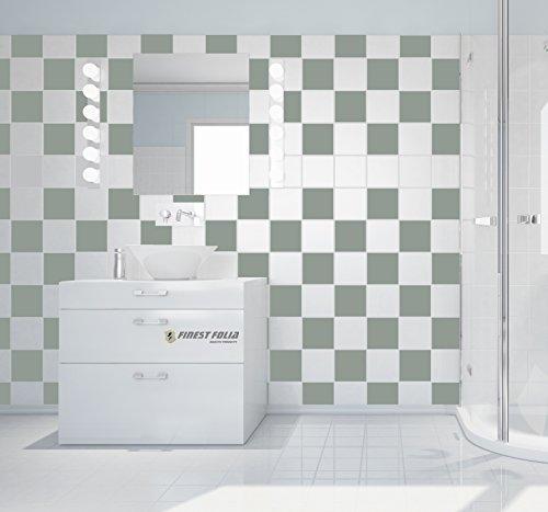 50 pezzi adesivi per piastrelle bagno e cucina decorazione piastrelle adesivo piastrelle - Adesivi per piastrelle cucina ...